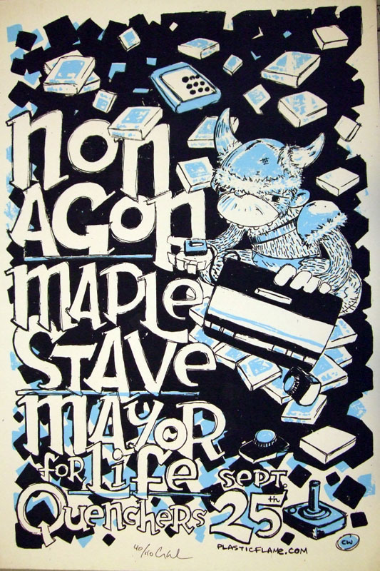 Poster by Chris Williams