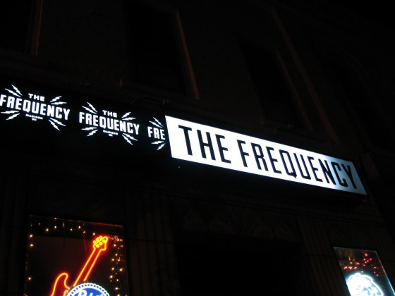 The Frequency Madison Marquee